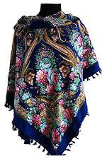 Hermosa RUSO Moderno eslavo Estilo Vintage Chal verano collection-3