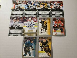 2020-21 MVP 21-Card Silver Script,Rc,SP, Net Crashers+ Lot Gaudreau,Draisaitl,++
