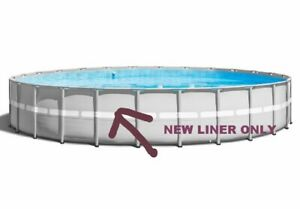 """Replacement Intex 26' x 52"""" Ultra Frame Swimming Pool LINER ONLY ***PICKUP ONLY"""
