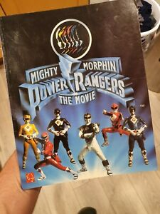 Mighty Morphin Power Rangers: Movie Book by Gardner, Charles Paperback Book The