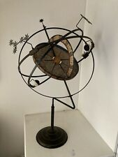 More details for adolph mang antique armillary sphere circa 1900