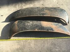 1950's 1960's Vintage fender skirts Chevy Ford Dodge Plymouth rat street rod