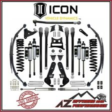 """ICON 2017-UP Ford F250 F350 Super Duty 4WD 7"""" Suspension System Stage 4 Kit"""