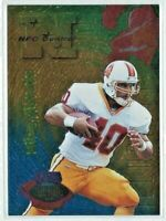1996 Playoff Illusions MIKE ALSTOTT RC #32 ~ Tampa Bay Buccaneers ROOKIE CARD