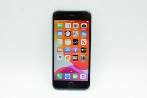 Very Good Apple iPhone 6s - 32GB - Space Gray (Unlocked) A1688 (GSM) B019