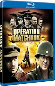 Opération Matchbox [Blu-ray] Billy Zane - NEUF - VERSION FRANÇAISE