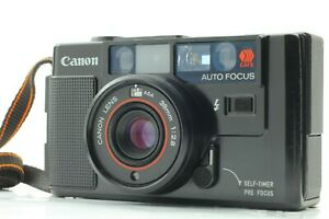 [Exc+5] Canon AF35M 35mm Point & Shoot Film Camera 38mm f2.8 Lens From JAPAN