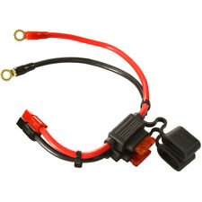 Powerwerx ATC Style Fuse Holder 10 GA with Ring Terminals Anderson Powerpole