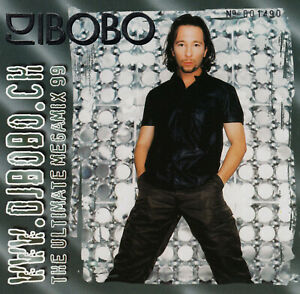 DJ Bobo: www.djbobo.ch - The Ultimate Megamix 99 (CD mit Picture Shape CD)