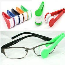 Spectacles Mini Glasses Eyeglass Sunglasses Microfiber Convenient Cleaner Brush