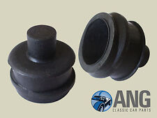 AUSTIN HEALEY SPRITE, MG MIDGET '58-'79 BRAKE DRUM RUBBER GROMMETS x 2 (2A7228)