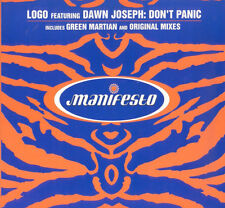 Logo (4) Featuring Dawn Joseph - Don't Panic Manifesto  588 868-1