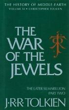 The War of the Jewels: The Later Silmarillion, History of Middle-Earth, Part 2,