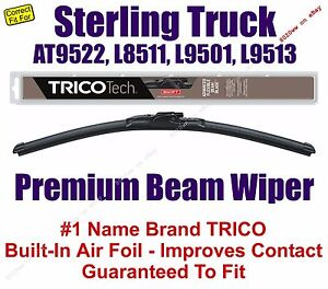 Wiper Qty 1 Beam fits 1999-2000 Sterling Truck AT9522 L8511 L9501 L9513 - 19200