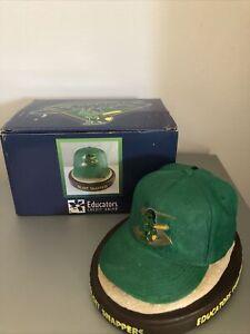 Beloit Snappers MiLB Minor League Baseball Promo Statue HAT BANK Snappy Turtle