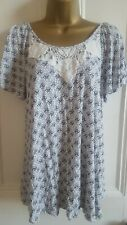 BNWOT Gorgeous casual tunic, cold shoulder top by George size 12