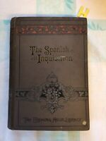 The Spanish Inquisition (Janet Gordon - 1896 , VGC , RARE EDITION