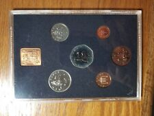 1976 Great Britain and Northern Ireland Proof 6 Coin Set