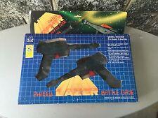 GUN Pistole laser giocattolo vintage 80S phaser battle game star wars