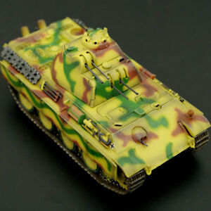 1/72 Dragon Armor WWII Tank Model German 1945 Flakpanzer Ultimate Armor 60644