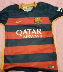 Barcelona Boys/Girls Football Shirt Messi 2015/2016