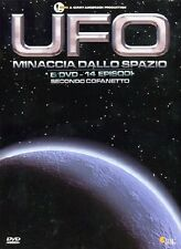 Ufo Cofanetto #02 (5 Dvd) - ITALIANO ORIGINALE SIGILLATO -