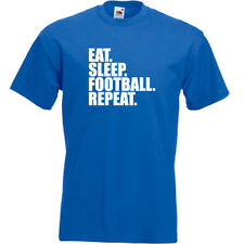 Fruit of the Loom Football Short Sleeve T-Shirts for Men