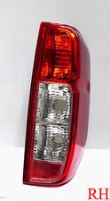 Rear tail light for Nissan Navara D40 pick up lamp without FOG UK spec O/S RH R