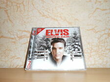 "coffret 2 cd ELVIS PRESLEY & FRIENDS ""christmas album"" - sous blister"