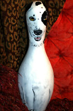 Hand PAINTED Bowling Pin of your pet Dog CAT all animals ANY BREED terrier mix