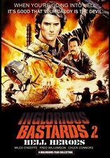 NEW Inglorious Bastards 2: Hell Heroes (DVD)