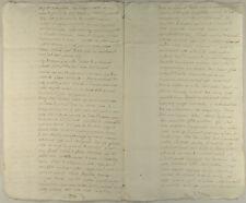 FRANKREICH Original Handschrift 1790 Doppelblatt Kalligrafie französisch France