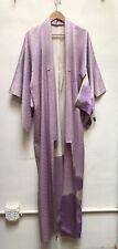 Vintage Silk Kimono from Japan