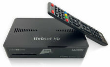 I-CAN 490S DECODER  TIVU' SAT HD con tessera tivusat  HD Gold compresa new