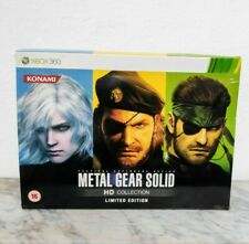 Metal Gear Solid HD Collection Limited Edition - Microsoft XBOX 360