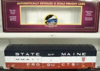 ✅MTH PREMIER MONTREAL MAINE ATLANTIC 50' BOX CAR NEW! STATE OF