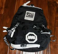 MCYS & TMJ Miki Designs Limited Edition Black & White Backpack...NWOT