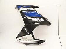 13 2013 Yamaha FZ6R used Left Side Lower Mid Middle Fairing Plastic Body Cowl