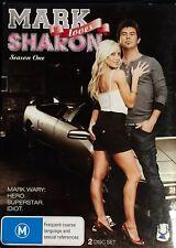 Mark Loves Sharon : Season 1 (DVD, 2008, 2-Disc Set)   BRAND NEW NOT SEALED