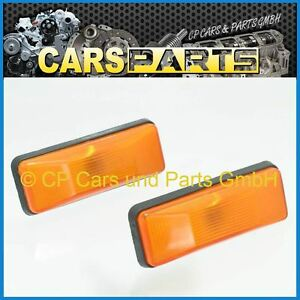 2x Seitenblinker orange - LADA Niva - Art. 2106-3726010