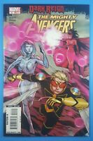 The Mighty Avengers #21 DARK REIGN Marvel Comics 2009