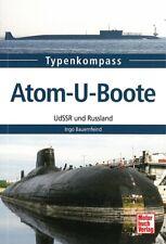 Types de boussole de sous-marins nucléaires urss & la russie uboot-types-Livre/Modèles/données/Manuel