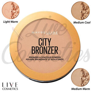 Maybelline City Bronzer & Contour Pressed Powder 8g  *CHOOSE YOUR SHADE*