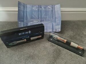 Doctor Who 11th Sonic Screwdriver Universal Remote Control Wand Company Boxed FX
