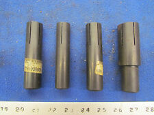 (4) New Straight Shank Machinable Expanding Arbors C-0613
