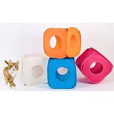 POP-UP gioco a cubo per gatto gattini piccolo animali domestici FUN Scatola