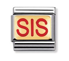 Nomination Charm SIS RRP £25