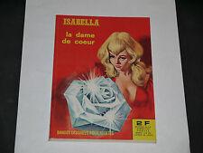 Elvifrance ISABELLA N°32 LA DAME DE COEUR 1971
