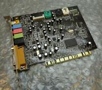 Dell 0R533 Creative Labs SB0200 Sound Blaster Live! PCI Sonido Audio Card 00R533