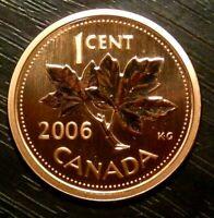 CANADA 2006P ONE CENT *SPECIMEN* RCM!